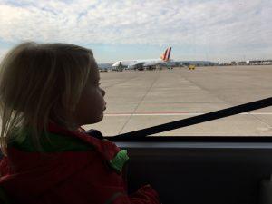 Vereinsausflug zum Flughafen 2016